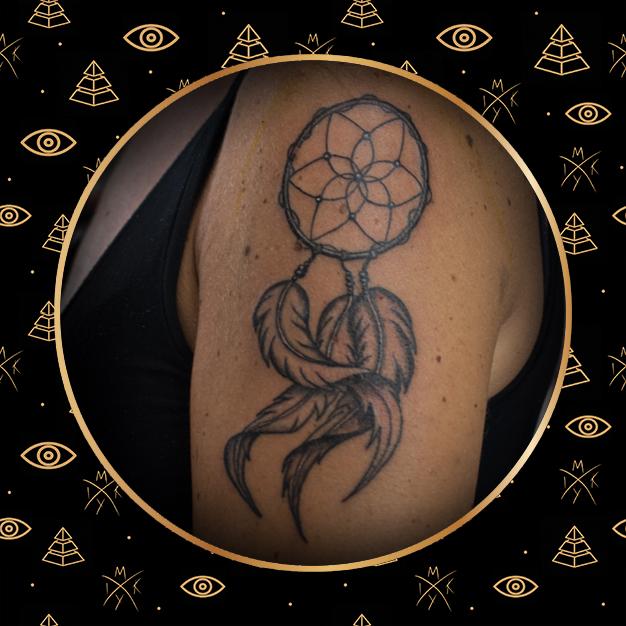 acchiappasogni tattoo