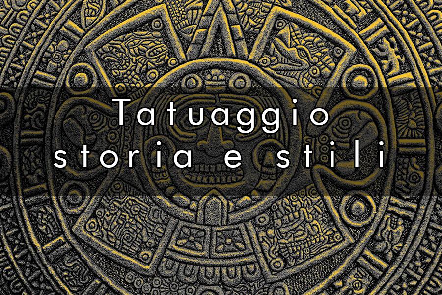 tatuaggio storia e stili banner archivio