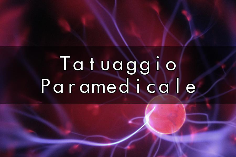 Tatuaggio Paramedicale banner archivio